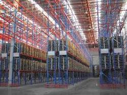 Slotted Angle Racks - Storage Solutions UAE – ABAZAR SHELVING