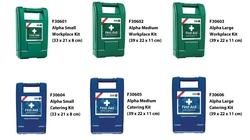 Alpha Range of first Aid Kit - ( British Standard)