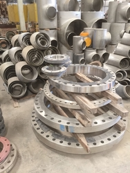Stainless Steel Pipes , Tubes , Fittings , Flanges