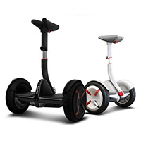 Electric kick scooter, OEM/ODM, classic product, 10-inch big wheel, knee control scootre