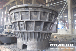 Cast Steel C.S slag pot manufacturer