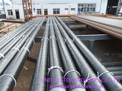 API 5L ASTM A106 GR.B seamless carbon steel pipe and fittings