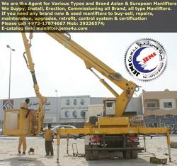Manlifter Supply, Repairs, Modification & Upgradaion