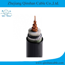 Signle Core Copper Conductor XLPE Insulated Steel Wire Armoured Cable (26/35kV)