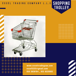 SHOPPING TROLLEY SUPPLIER AND DEALERS IN ABUDHABI,DUBAI,ALAIN,AJMAN,RAS AL KHAIMAH,UMM AL QUWAIN,SHARJAH,MUSSAFAH,UAE