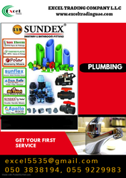 SUNDEX PIPE & FITTINGS SUPPLIERS AND DEALERS IN ABUDHABI,DUBAI,AJMAN,SHARJAH,RAS AL KHAIMAH,UMM AL QUWAIN MUSSAFAH, NEAR TO ME UAE