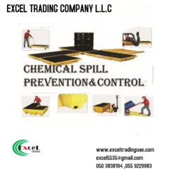 CHEMICAL SPILL PREVENTION AND CONTROL SUPPLIERS AND DEALERS IN ABUDHBAI,ALAIN,DUBAI,RAS AL KHAIMAH,UMM AL QUWAIN,SHARJAH,FUJAIRA,MUSSAFAH,UAE