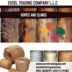SUPPLIERS OF ROPES & SLINGS