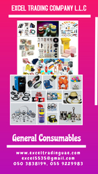 GENERAL CONSUMABLES SUPPLIERS IN ABUDHABI