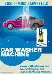 CAR WASHER MACHINES