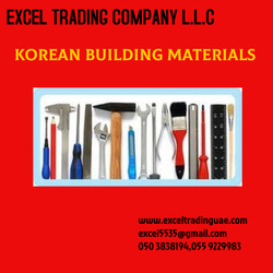 KOREAN BUILDING MATERIALS