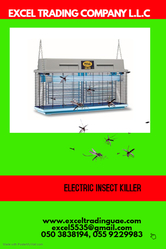 Electronic Insect Killer CRI-CRI 307