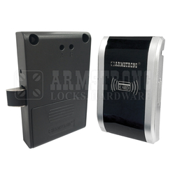 AMSTRONG DIGITAL CABINET LOCK WITH CARD