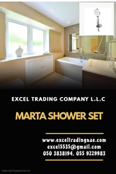 MARTA SHOWER SET