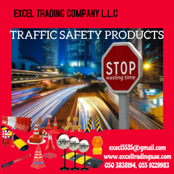 TRAFFIC SAFETY PRODUCTS SUPPLIERS IN ABUDHABI,UAE