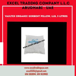 VAULTEX ORGANIC SORBENT PILLOW, LLB, 3 LITRES