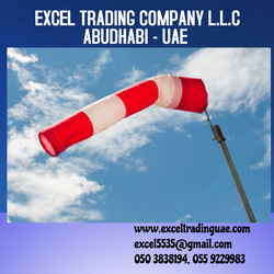 WINDSOCK SUPPLIER IN UAE,INDUSTRIAL & AVIATION WINDSOCK