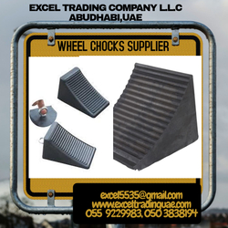 WHEEL CHOCKS SUPPLIER IN UAE