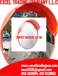 CONVEX MIRROR 45CM  SUPPLIER IN ABUDHABI