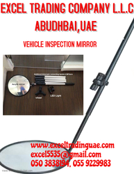 VEHICLE INSPECTION MIRROR