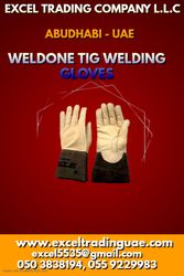 WELDONE TIG WELDING GLOVES IN ABUDHABI