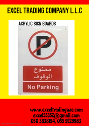 ACRYLIC SIGNBOARDS SUPPLIER IN UAE