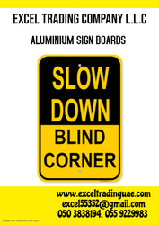 ALUMINIUM SIGNBOARDS SUPPLIERS IN UAE