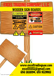 WOODEN SIGNBOARDS SUPPLIERS IN DUBAI