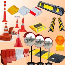 ROAD SAFETY EQUIPMENT IN ABUDHABI