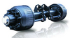 trailer axle 16 ton without spider