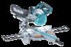 Cordless Slide Compound Miter Saw - 190mm (7-1/2