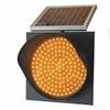 warning solar light in UAE