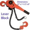 LEVER BLOCK  SUPPLIER IN UAE