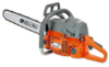 CHAIN SAWS GASOLINE AND ELECTRICAL