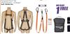 Safety harness honeywell