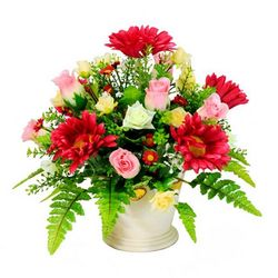 ARTIFICIAL FLOWERS & PLANTS SUPPLIERS from CHOICE FLOWERS EST