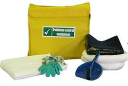 OIL SPILL KITS from GULF SAFETY EQUIPS TRADING LLC