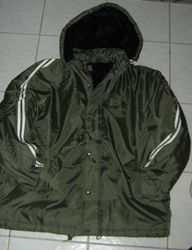 WINTER JACKET PARKA WINER JACKET from GULF SAFETY EQUIPS TRADING LLC