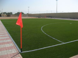 Artificial Grass for Football grounds from BIN TAMMAN MODERN ENTERPRISES