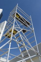 Stairway Tower from ASCEND ACCESS SYSTEMS SCAFFOLDING LLC