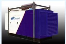 Generators for Hire from AL BADDAD INTERNATIONAL