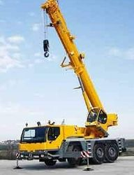 Mobile Cranes from CONTINENTAL MECHANICAL EQUIPMENTS