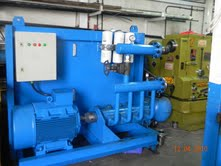 Flushing of Hydraulic Pipes  from POWER HYDRAULICS