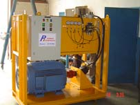 Manufacturing Of Power Packs.