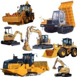 Heavy Equipment from SILVERLINE LLC