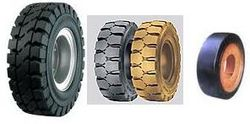 Solid Tyres from K K POWER INTERNATIONAL L.L.C.