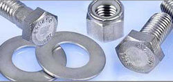 Stainless Steel Fasteners from JAIN STEELS CORPORATION