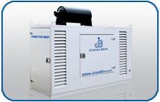 Generators for Hire from JUBAILI BROS