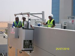 WINDOW CLEANING CRADLE EQUIPMENTS from TRANSWILL TRADING