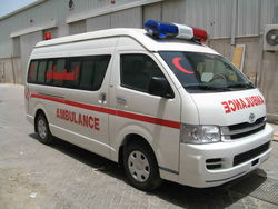Ambulance from BIG SEA GENERAL TRADING LLC